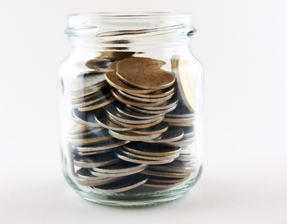 jar of coins graphic