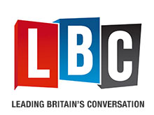 LBC The Property Hour Logo