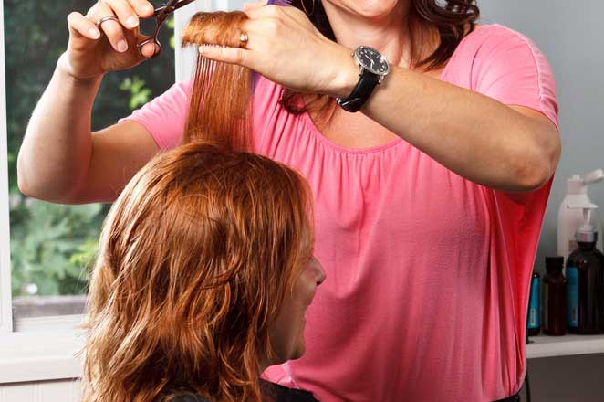 Mobile hairdressing insurance
